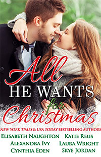 All He Wants For Christmas by Cynthia Eden