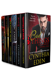 Bad Things Deluxe Box Set by Cynthia Eden