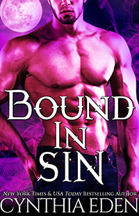 Bound In Sin by Cynthia Eden