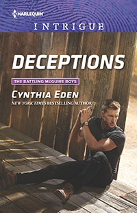 Deceptions by Cynthia Eden