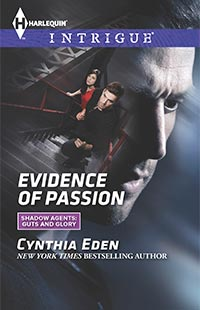 Evidence of Passion by Cynthia Eden