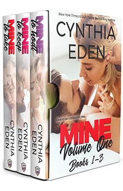 Mine Series Box Set Volume 1
