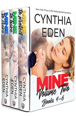 Mine Series Box Set Volume 2