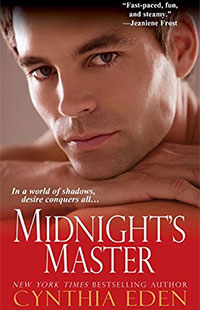 Midnight's Master by Cynthia Eden