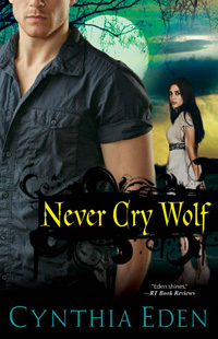 Never Cry Wolf by Cynthia Eden