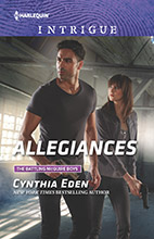 Allegiances by Cynthia Eden