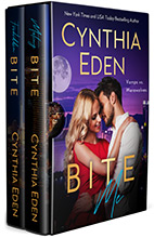Bite Me by Cynthia Eden