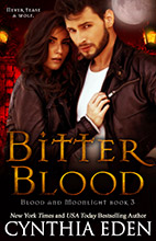 Bitter Blood by Cynthia Eden
