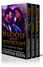 Blood and Moonlight by Cynthia Eden