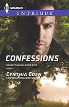 Confessions by Cynthia Eden