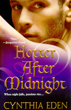 Hotter After Midnight by Cynthia Eden