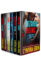 Lazarus Rising Deluxe Box Set by Cynthia Eden