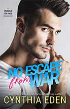 No Escape From War by Cynthia Eden