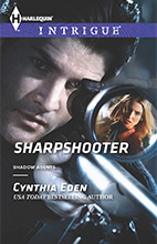 Sharpshooter by Cynthia Eden