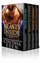 The Beasts Inside by Cynthia Eden