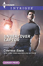 Undercover Captor by Cynthia Eden