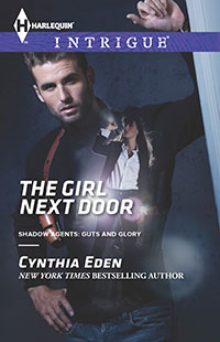 The Girl Next Door by Cynthia Eden