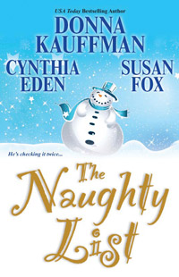 """All I Want for Christmas"" in The Naughty List by Cynthia Eden"