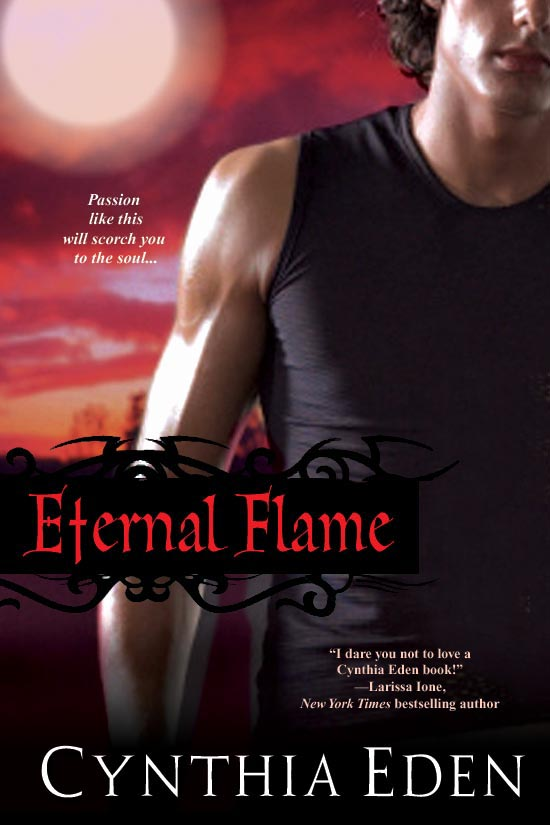 Night Watch, Book 3: Eternal Flame - Cynthia Eden
